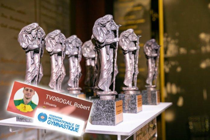 Rozdano statuetki św. Krzysztofa. Wśród nagrodzonych Polak, Robert Tworogal