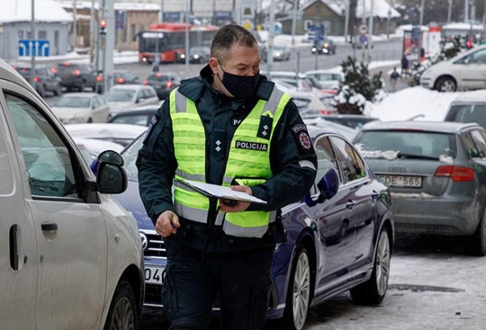 Na Litwie brakuje policjantów
