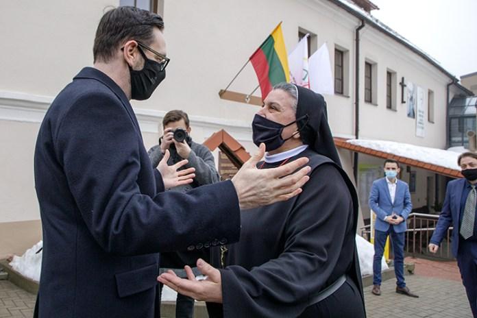 """""""Nie tylko biznes"""". Wizyta Daniela Obajtka na Litwie"""