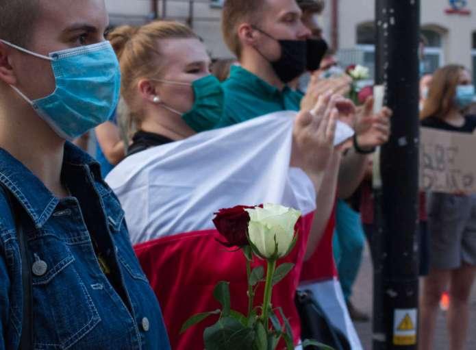 Posłowie Polski i Litwy wyrazili solidarność z Białorusinami