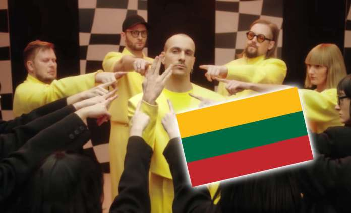 The Roop będzie reprezentował Litwę na Eurowizji