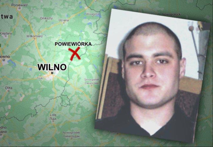 Poszukiwany Tomasz Rowicki.