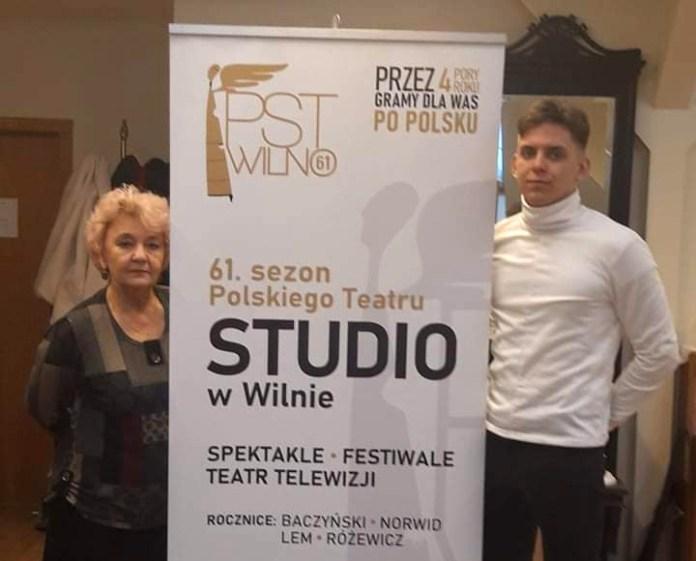 """Artur Dowgiałło i Polski Teatr """"Studio"""" przygotowują monodram na podstawie twórczości Norwida"""