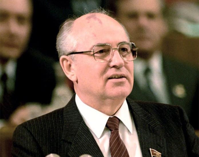 Gorbaczow bez pomnika na Litwie