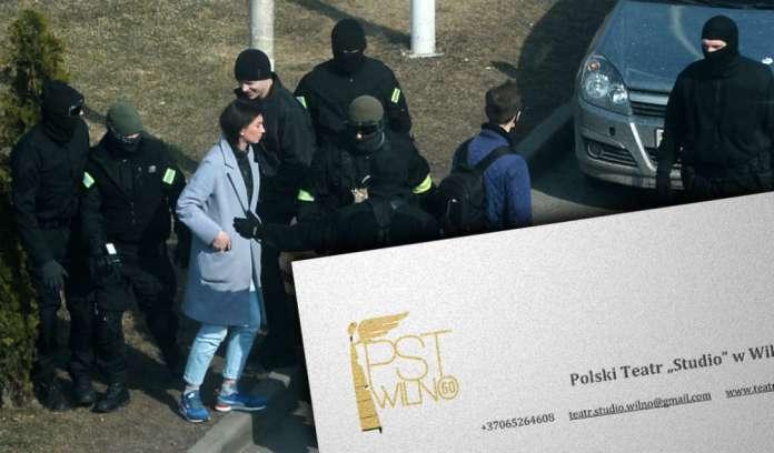 Aresztowania na Białorusi, montaż