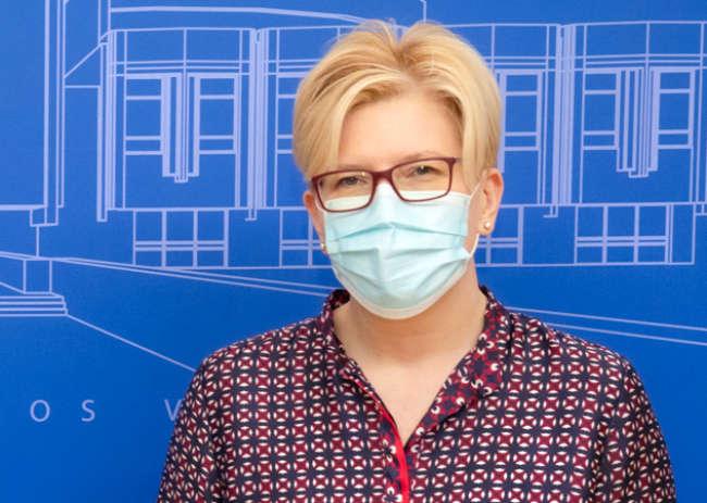 Šimonytė: Bez zapewnionych szczepień na paszport szczepionkowy za wcześnie