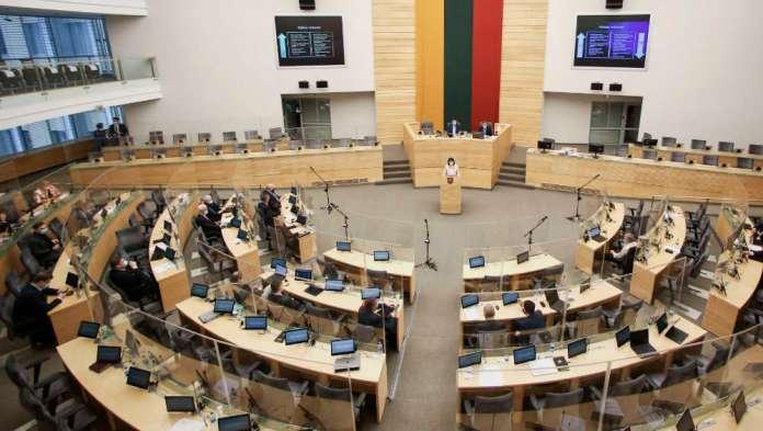 Sejm Litwy wezwał Rosję do zaprzestania prowokacji