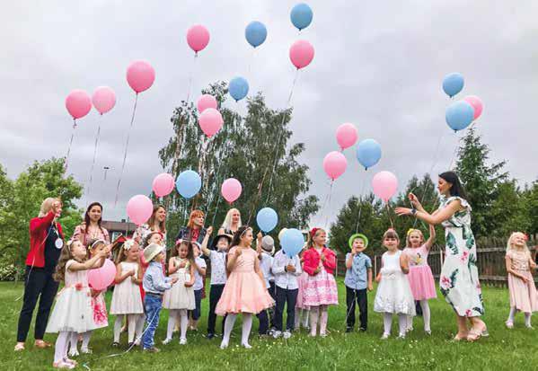 Żłobek-przedszkole w Mickunach świętuje 10 lat istnienia