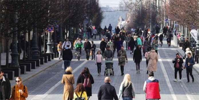 COVID na Litwie: zaszczepiono 23,5 tys. osób, wskaźnik nowych zachorowań spada