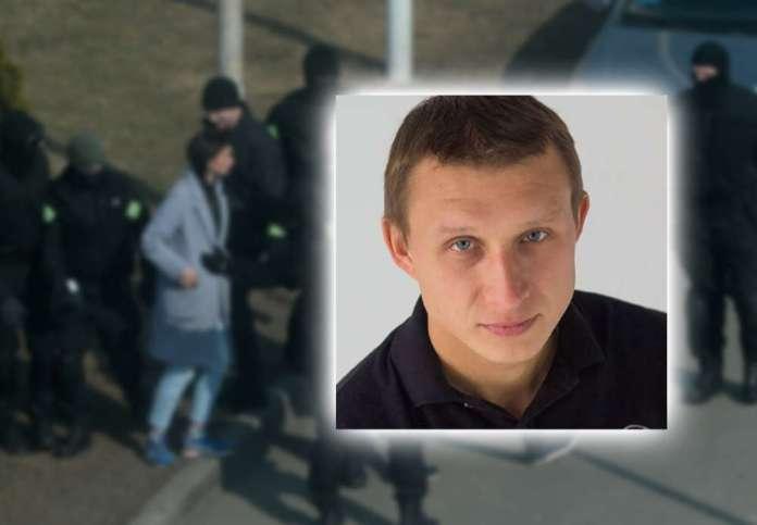 Na Białorusi kolejne aresztowania członków ZPB. Dziennikarz Andrej Frołow aresztowany