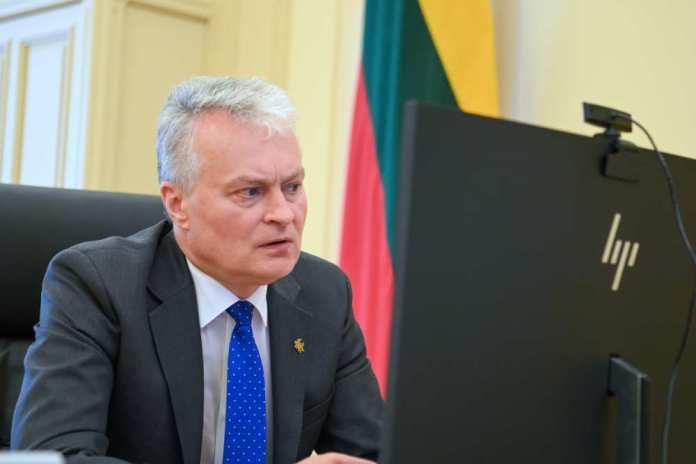Nausėda: Białoruś jest zależna od Rosji