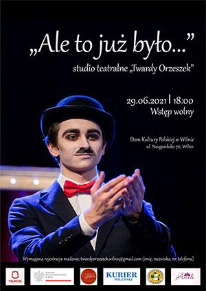 """""""Twardy Orzeszek"""" zaprasza na koncert!"""