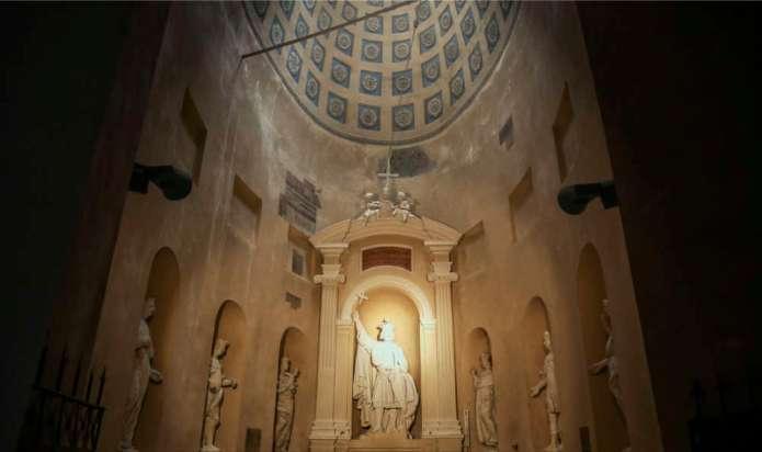 Kaplice w katedrze wileńskiej po 70 latach otworzą podwoje w uroczystość św. Jana Chrzciciela