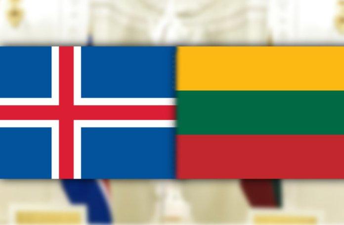 Przywódcy Litwy gratulują Islandii z okazji Dnia Niepodległości