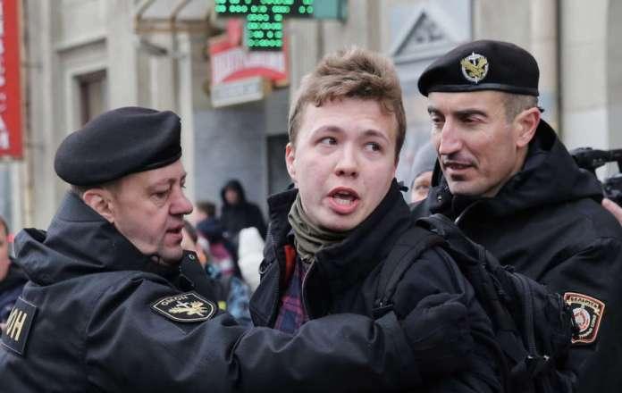Pratasiewicz i Sapiega przeniesieni do aresztu domowego