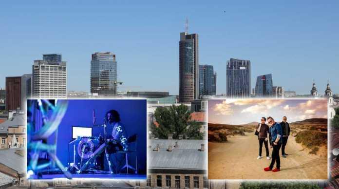 """Festiwal muzyczny """"Wilno — otwarta sala muzyczna"""": ponad 50 koncertów"""