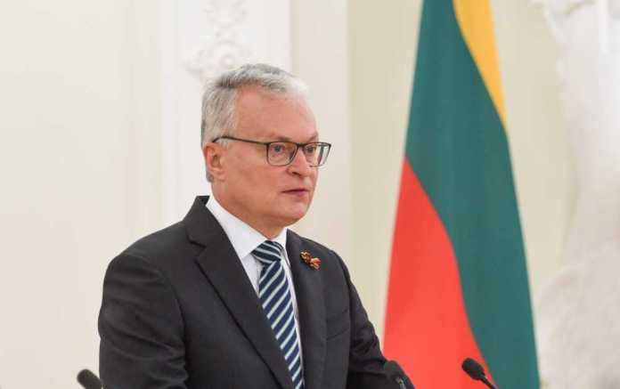 Prezydent Nausėda zwoła w poniedziałek posiedzenie Rady Obrony Państwa