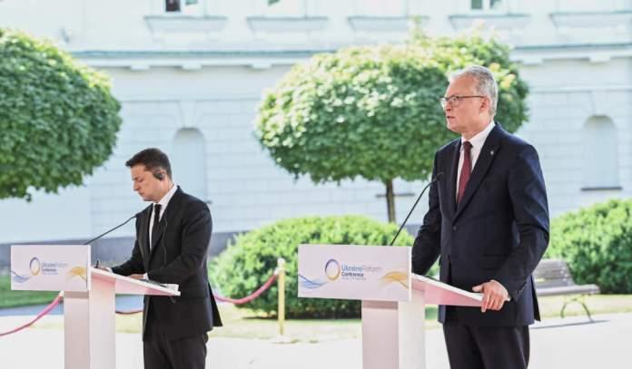 """Rozpoczęła się konferencja dot. reform Ukrainy. """"Zawsze będziemy wspierać Ukrainę w jej drodze do Unii Europejskiej i NATO"""""""