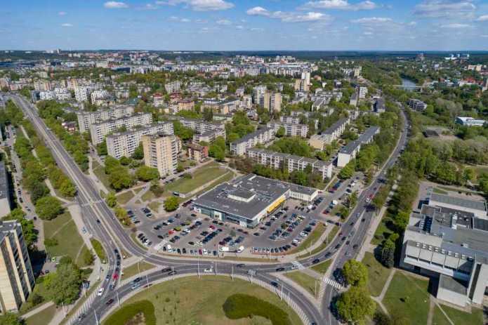 Remonty — utrudnienia ruchu w Żyrmunach do 1 września