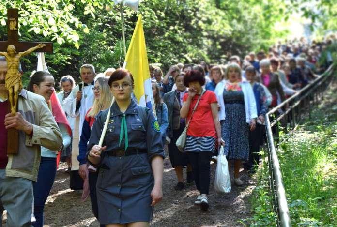 Zaproszenie na sobotnią Drogę Krzyżową w Kalwarii Wileńskiej
