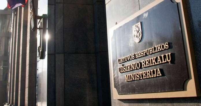 Ambasador Litwy wezwana z Chin na konsultacje, rośnie napięcie na linii Wilno-Pekin