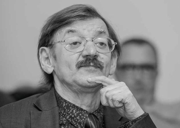 Mistrz Jerzy Targalski 1952–2021