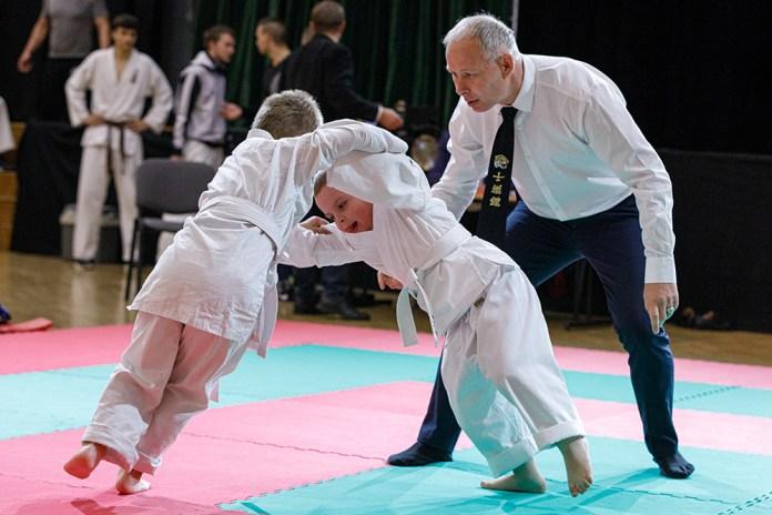 Marek Kubiak o zawodach w stylu shidokan karate o puchar z okazji 230. rocznicy Konstytucji 3 Maja