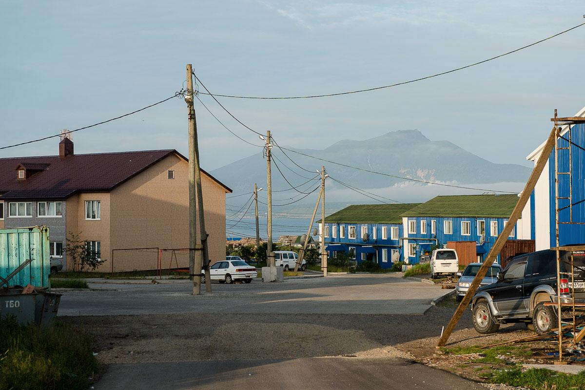 Кунашир. Южно-Курильск. Доставка грузов от 3000 рублей куб/тонна