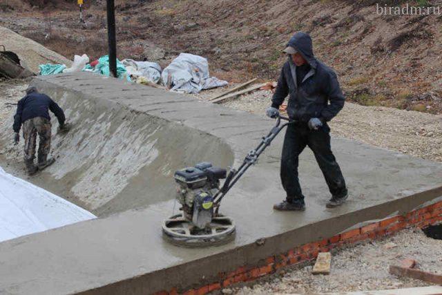 Муниципалитет успокоил — подрядчик скейт-парка вышел на  финишную прямую. И снег не беда!