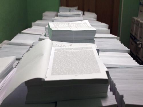 129 томов дела написала сторона обвинения на экс-губернатора ЕАО Александра Винникова