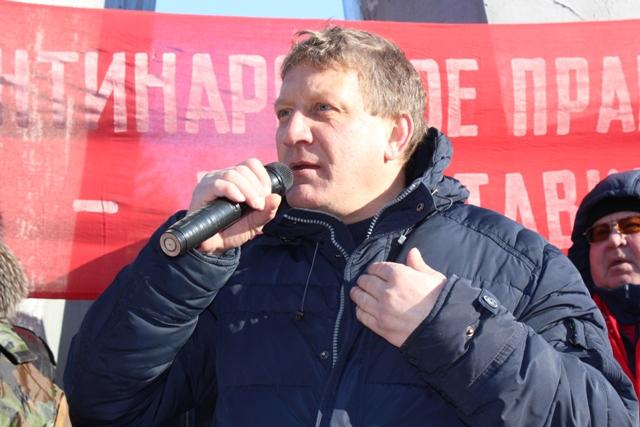 «Оппозиционер» Иван Проходцев написал челобитную Путину. Цитата