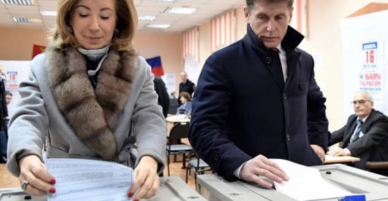 Олег Кожемяко становится губернатором Приморья?