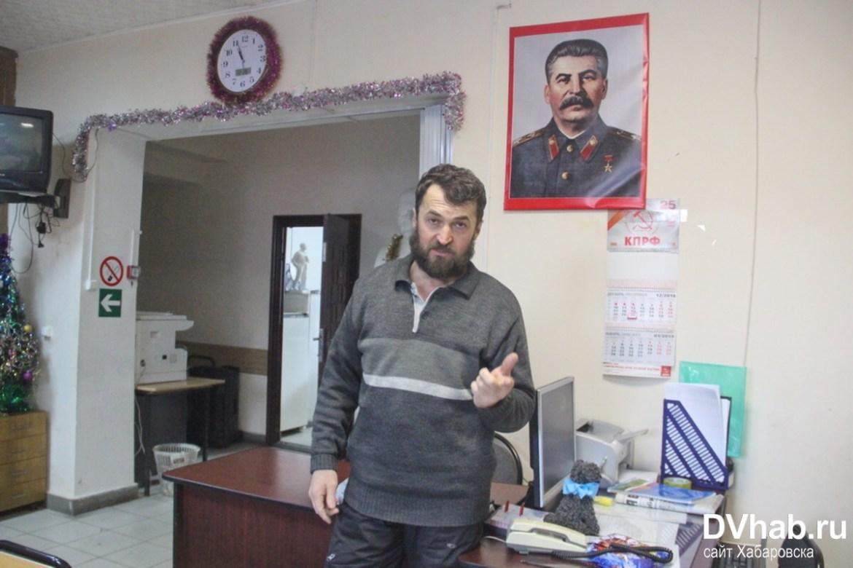 Гиви, похоже, оказался сталинистом