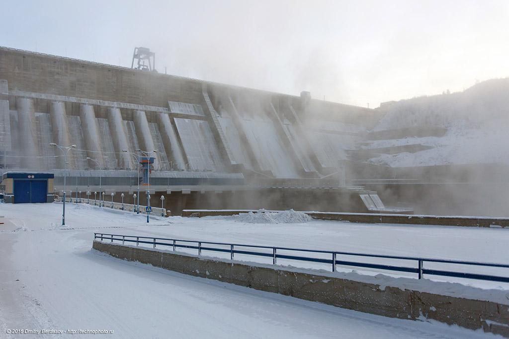 На Бурейской ГЭС снизят расход воды