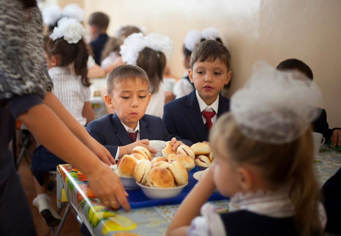 Детям запретят приносить в школу еду из дома ? Скорее всего нет