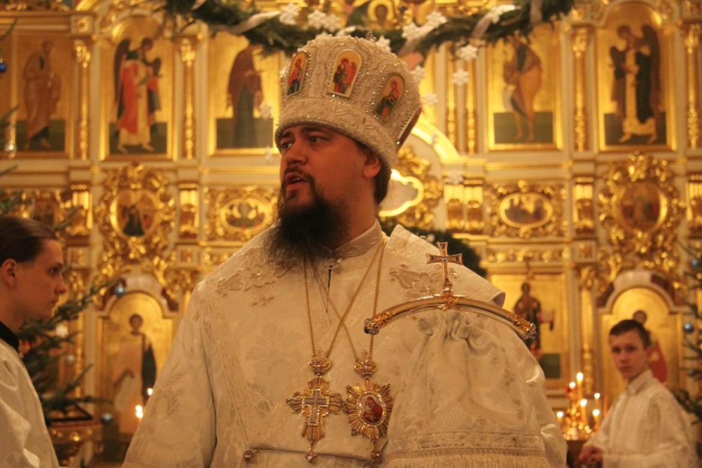 Суеверия, приметы и призывание вымышленных персонажей не сочетаются с Рождеством — Владыка Ефрем