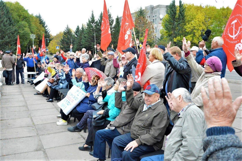 Россияне не готовы массово участвовать в митингах и уличных акциях