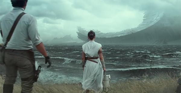 Вышел трейлер к девятой части «Звездных войн»
