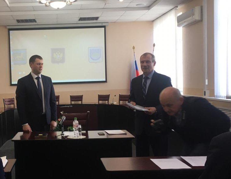 Мэр Биробиджана Александр Головатый будет вникать в дела муниципалитета до окончания майских праздников