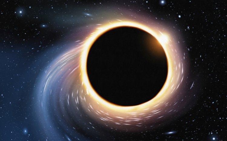 Учёные сегодня впервые в истории человечества покажут изображение чёрной дыры