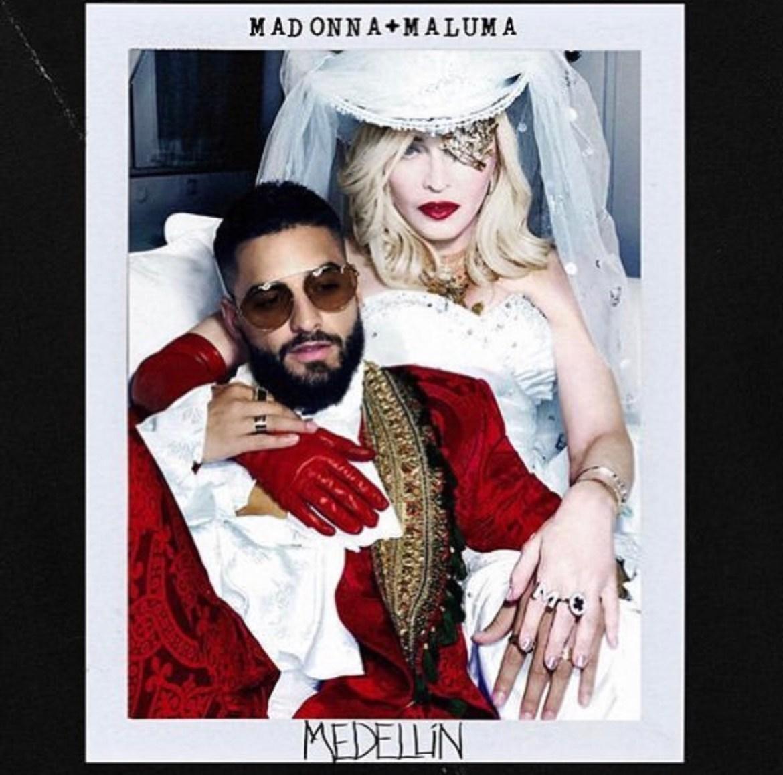 """В среду состоится премьера нового сингла Мадонны с грядущего альбома """"Madame X"""""""