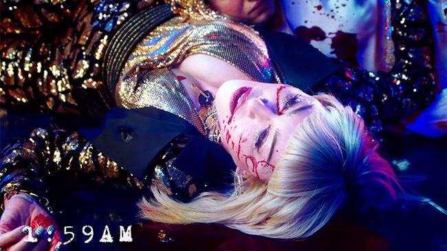«Политическое диско»: Мадонна сняла клип на песню «God Control». В нём поп-диву и посетителей ночного клуба расстреливают из автомата (ВИДЕО)