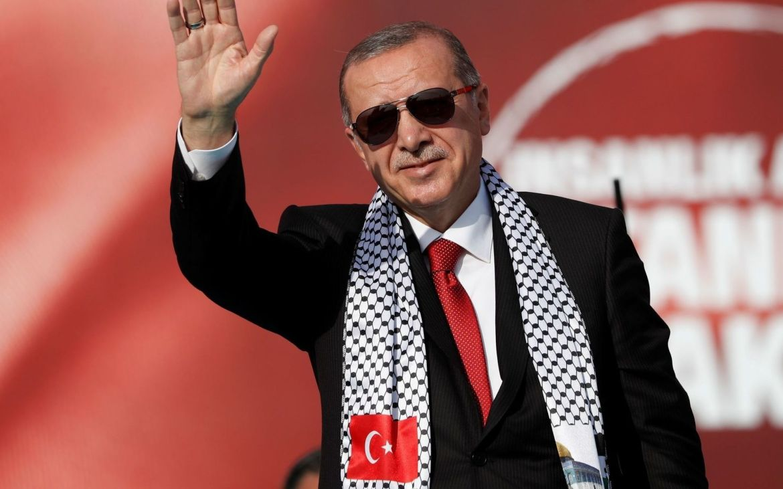 Эрдоган жив и находится в отпуске