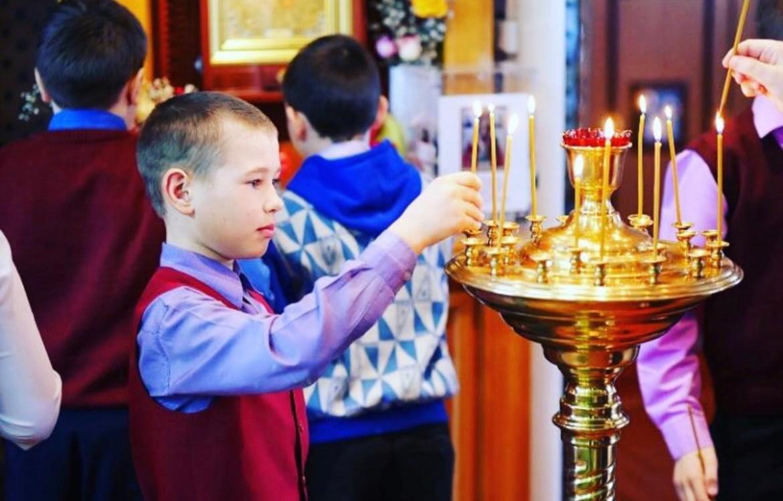 Биробиджанская епархия предлагает 1 сентября помолиться о ниспослании на отроков духа премудрости и разума
