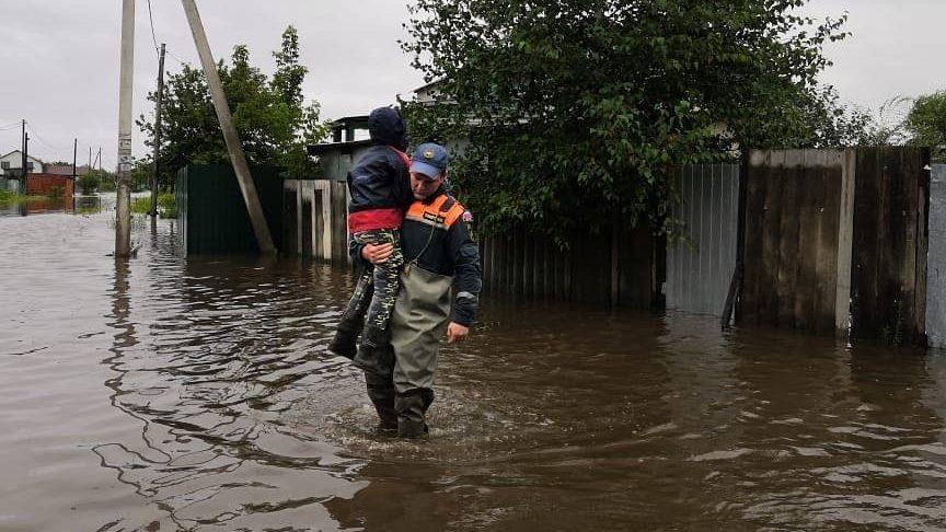 Спасатели ЕАО опровергли обвинения в бездействии