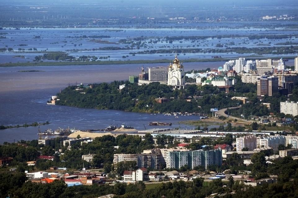 С понедельника Хабаровск планирует начать сброс фекалий и неочищенных канализационных стоков в Амур