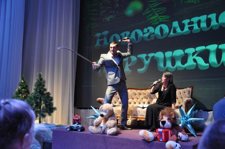 Чайковский, Шуман и Прокофьев помогли рассказать историю ёлочных игрушек