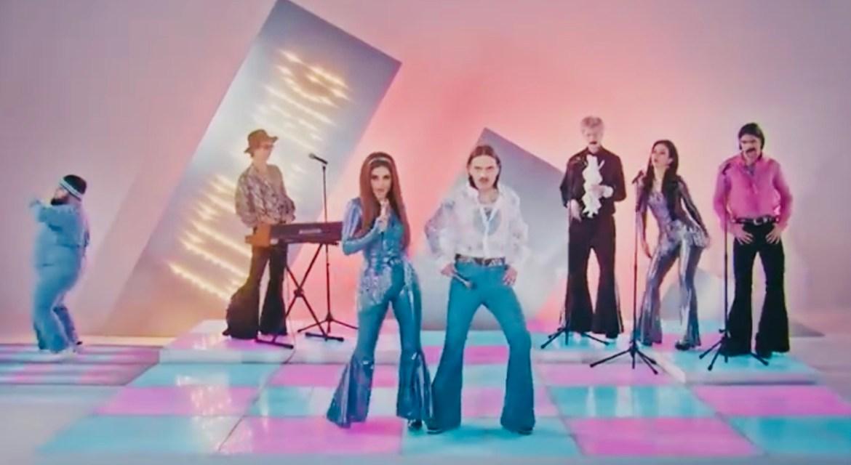 Посмотрите клип на песню «Uno», с которой российская группа Little Big едет на Евровидение