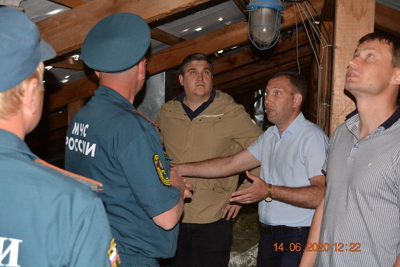 Ущерб от града в Николаевке достиг 40 миллионов рублей