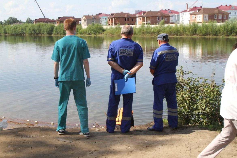 В Биробиджане утонул подросток